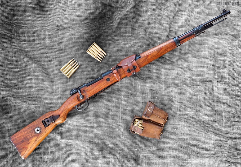 Mauser 98 — викивоины — энциклопедия о военной истории
