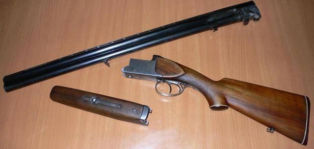 Охотничьи ружья 12 калибра