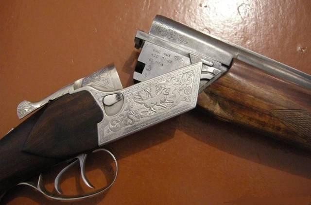 Размеры и устройство оружейных стволов, их длина и вес. канал ствола, калибр оружия, длина и вес стволов