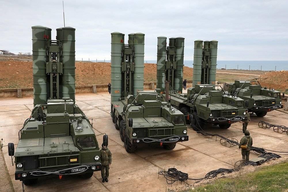 Зрк с-400 «триумф» (40р6) — зенитная ракетная система