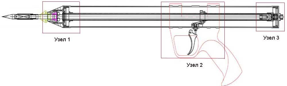 Подводное ружье: виды и модели, как правильно его выбрать