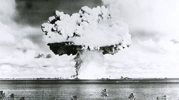 Ядерная бомба – оружие, обладание которым, уже является сдерживающим фактором. создание советской атомной бомбы первая атомная бомба