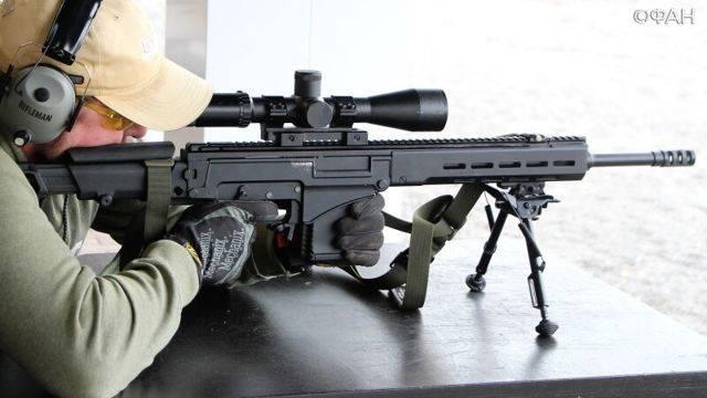 Снайперская винтовка калашникова википедия