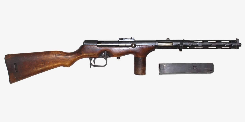 Пистолет-пулемет Erma EMP 35
