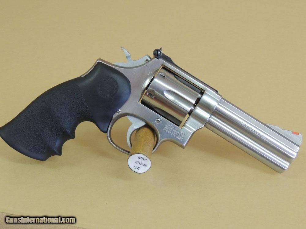 Револьвер Smith & Wesson Model 27