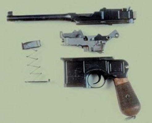 Винтовки mauser g 41(m) и вальтер g 41(w)