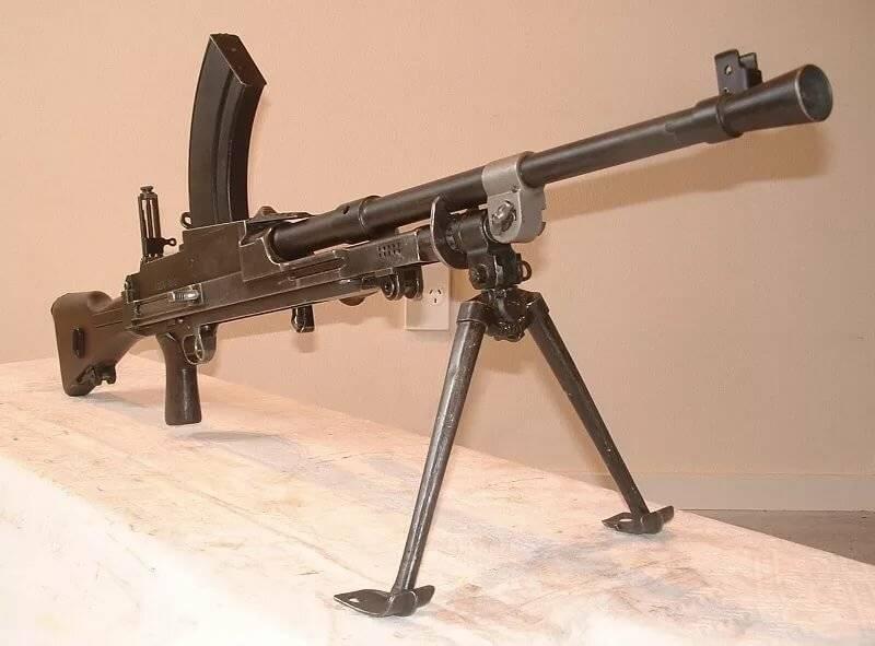 Пулемет rsaf l4