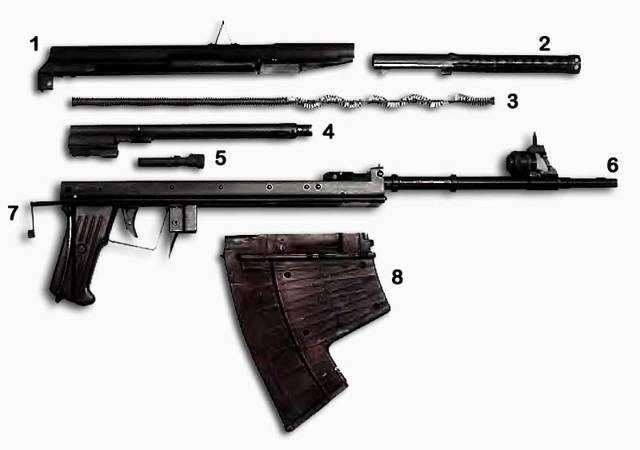 Оружие боевых пловцов