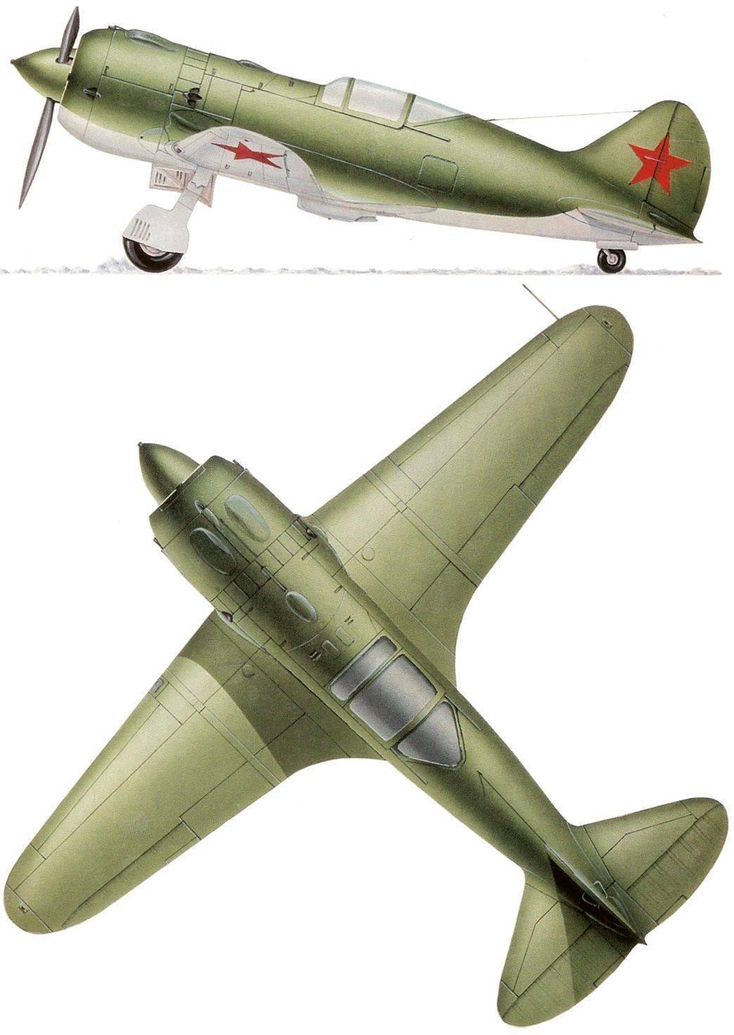 И-185 — лучшее творение Поликарпова