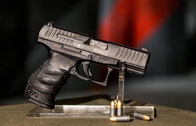 Walther ppq m2 пистолет — характеристики, фото, ттх