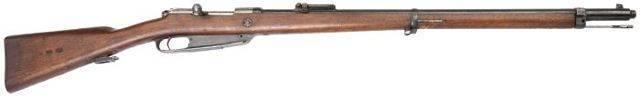 Винтовка Mauser M40