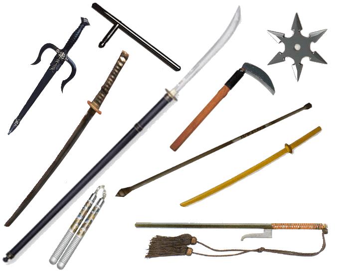 Кистень — оружие одной эпохи