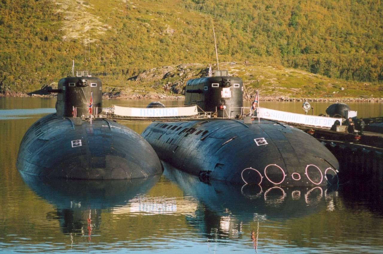 Атомные подводные лодки апл проекта 945 типа «барракуда» и 945а «кондор»