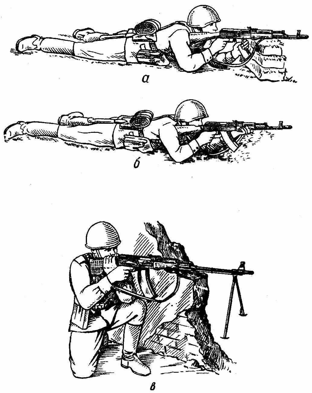 Организация и проведение стрельб | спортсправка