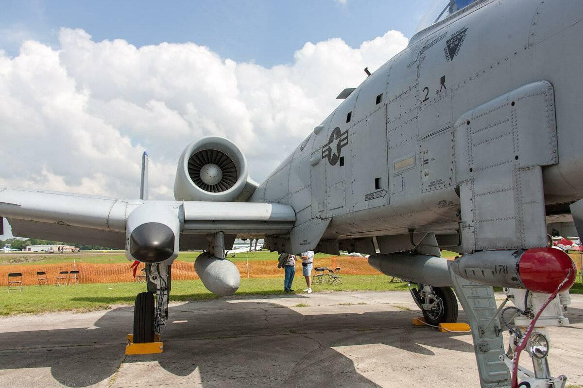 A-10 тандерболт 2 фото. видео. вооружение. ттх. скорость