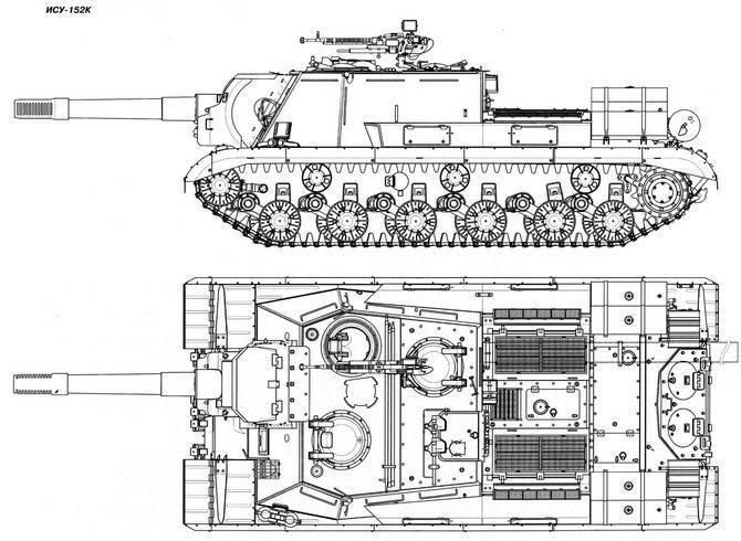 Самоходная артиллерийская установка ису-122 | армии и солдаты. военная энциклопедия