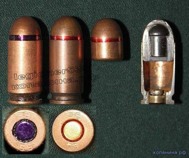 Каталог боевых и пневматических пистолетов