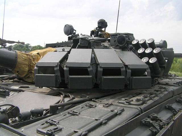 Основной боевой танк Т-80 – наследие советской эпохи