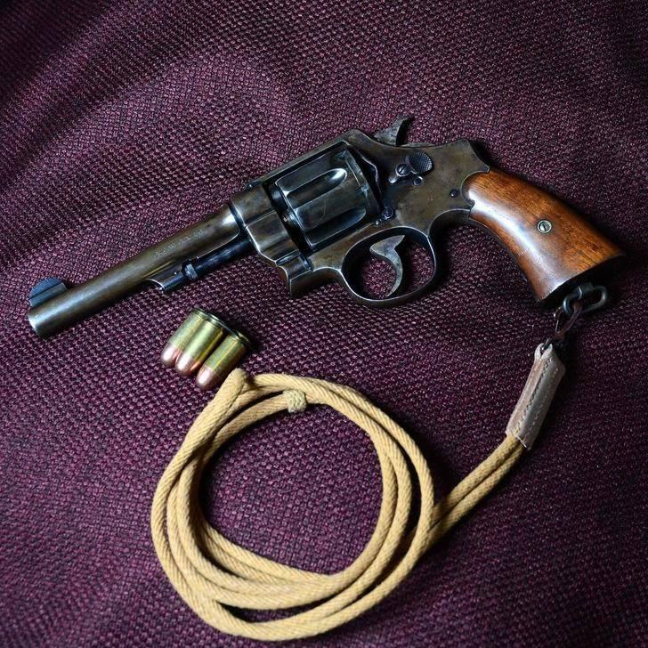 М1917 (револьвер) — википедия. что такое м1917 (револьвер)