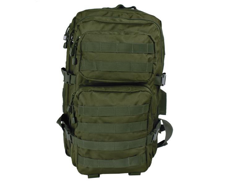 Тактические рюкзаки: назначение, виды и советы по выбору