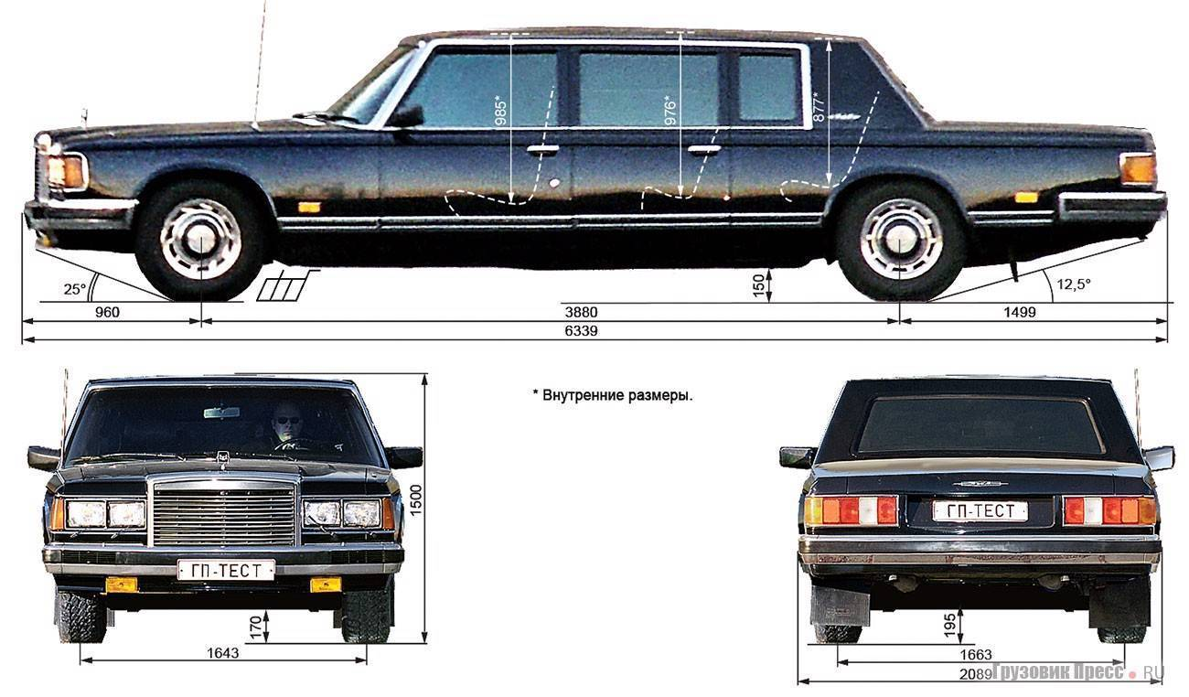 Зил-4104