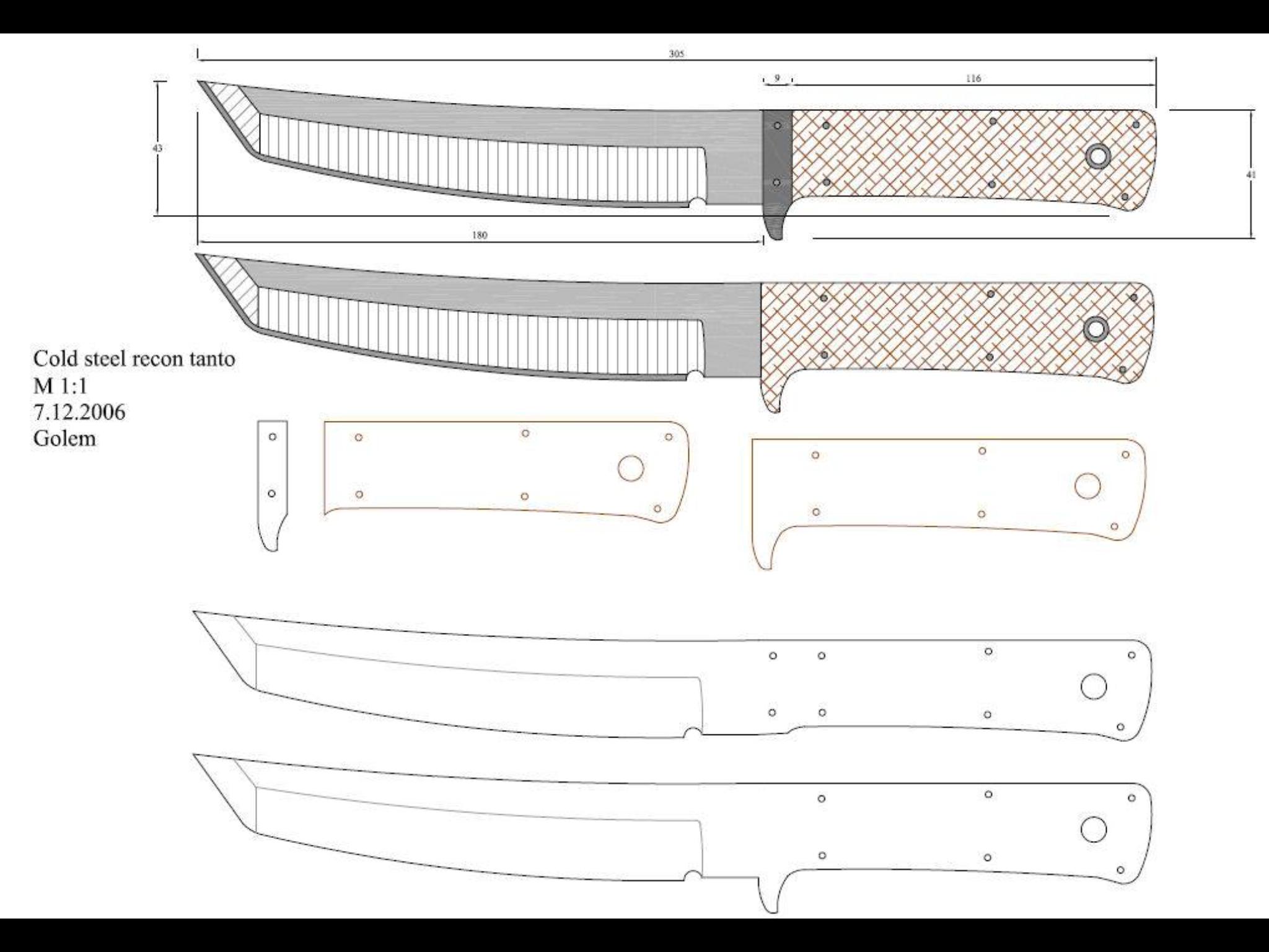 Японский нож танто своими руками чертежи. ножи танто – воинское наследие самураев. различные разновидности японских ножей танто