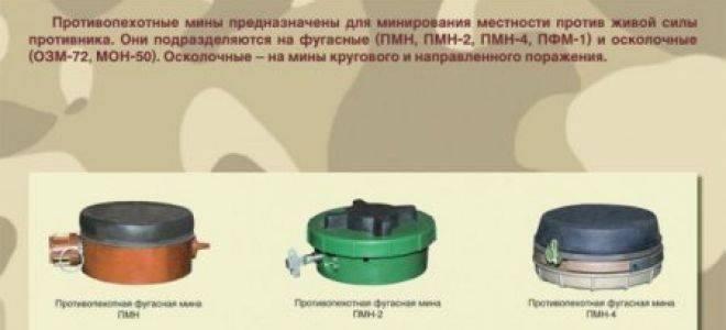 Инженерные боеприпасы (пмп) - pmp.html
