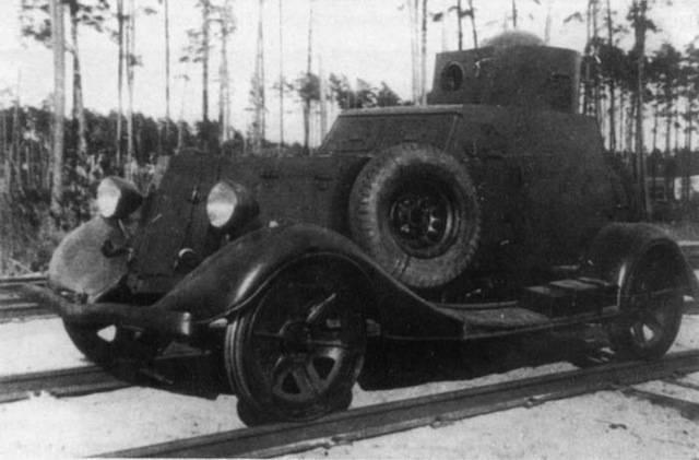 Бронеавтомобили и другая техника для войсковой разведки