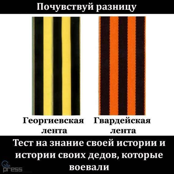 Фото 7. как правильно носить георгиевскую ленту и еще 9 трудных вопросов о самом массовом символе победы - новости - 66.ru