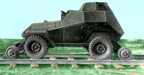 Ба-64 – дедушка бтров