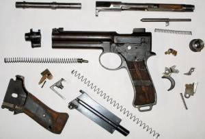 Пистолет steyr m1912