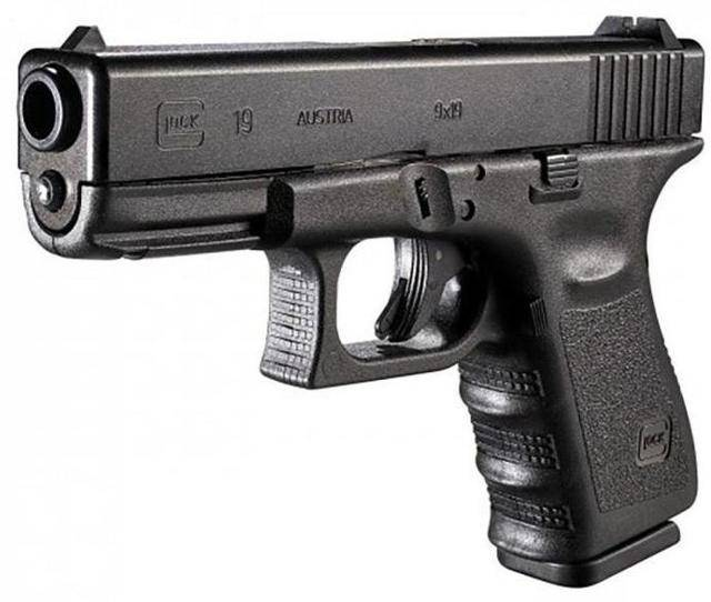 Глок (пистолет) — википедия переиздание // wiki 2