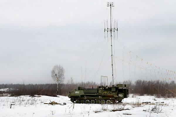 Будущее войн: комплексы радиоэлектронной борьбы рэб красуха-4 и хибины (12 фото + 2 видео)