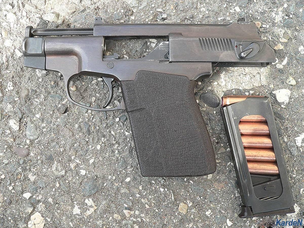 Мсп (пистолет) — википедия. что такое мсп (пистолет)