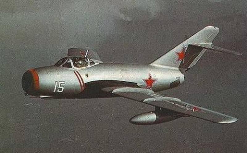 Миг-15бис — википедия с видео // wiki 2