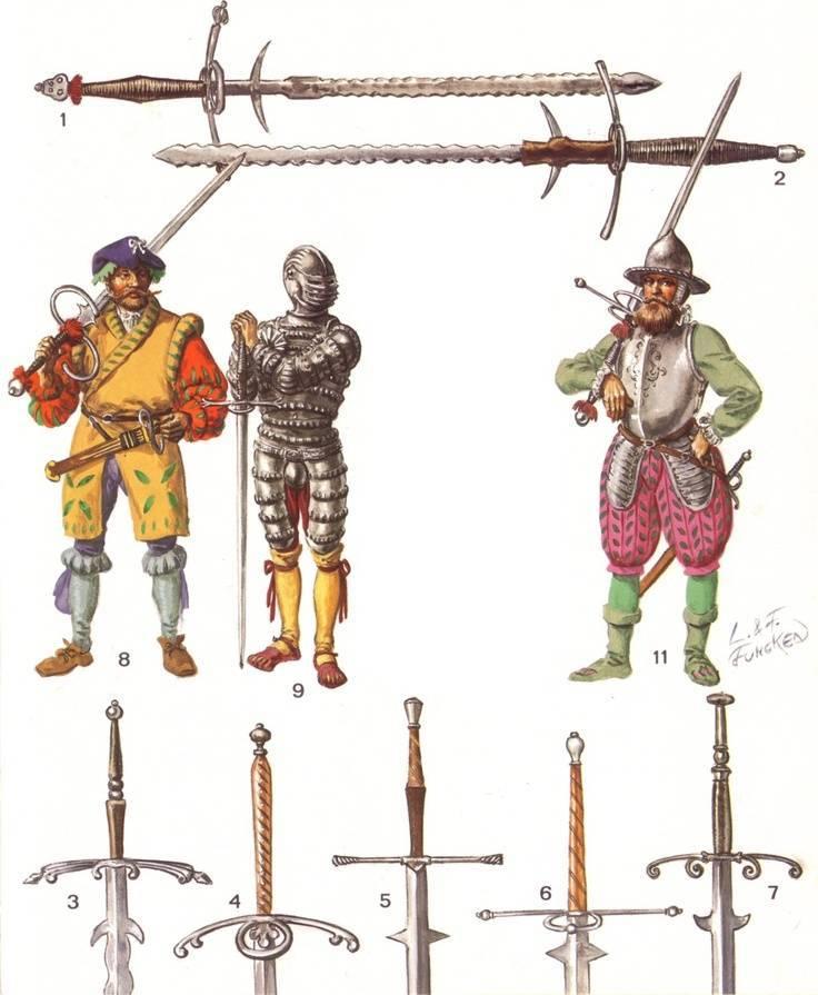 Коса (оружие) — википедия переиздание // wiki 2