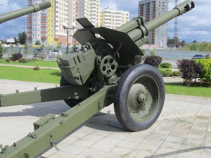 152-мм гаубица образца 1943 года — викивоины — энциклопедия о военной истории