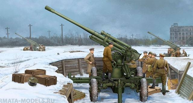 Противотанковая пушка Д-48 – «орудие с ограниченными возможностями»