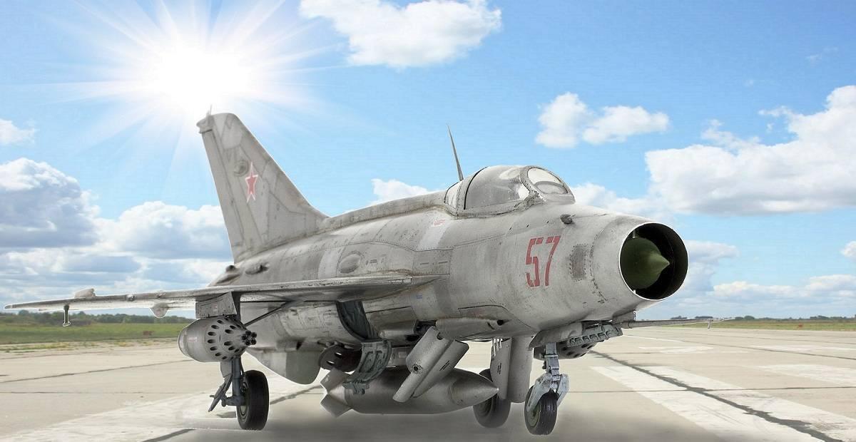 Самолет МиГ-21 – сверхзвуковой Калашников