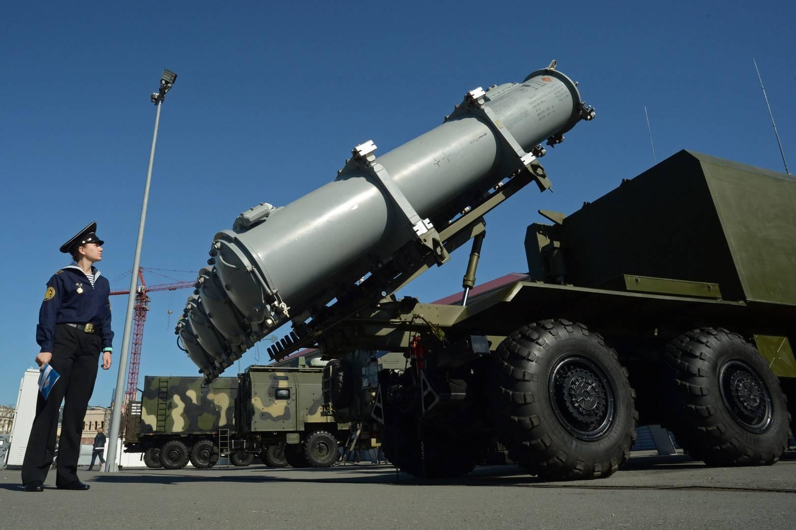Бастион (береговой ракетный комплекс) — википедия переиздание // wiki 2