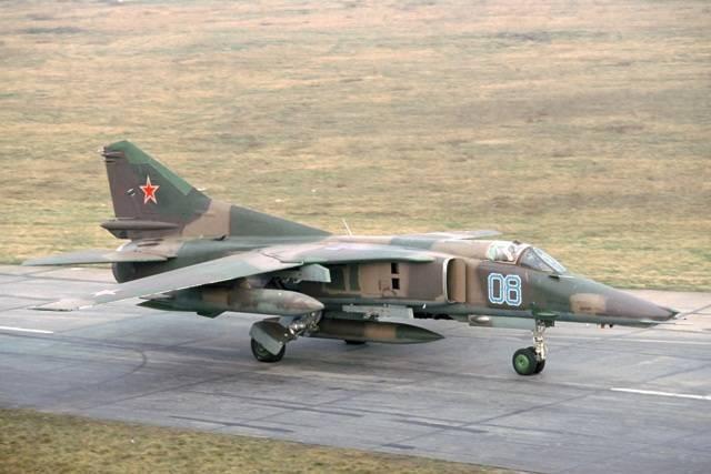 Истребитель-бомбардировщик МиГ-27 –невостребованное оружие
