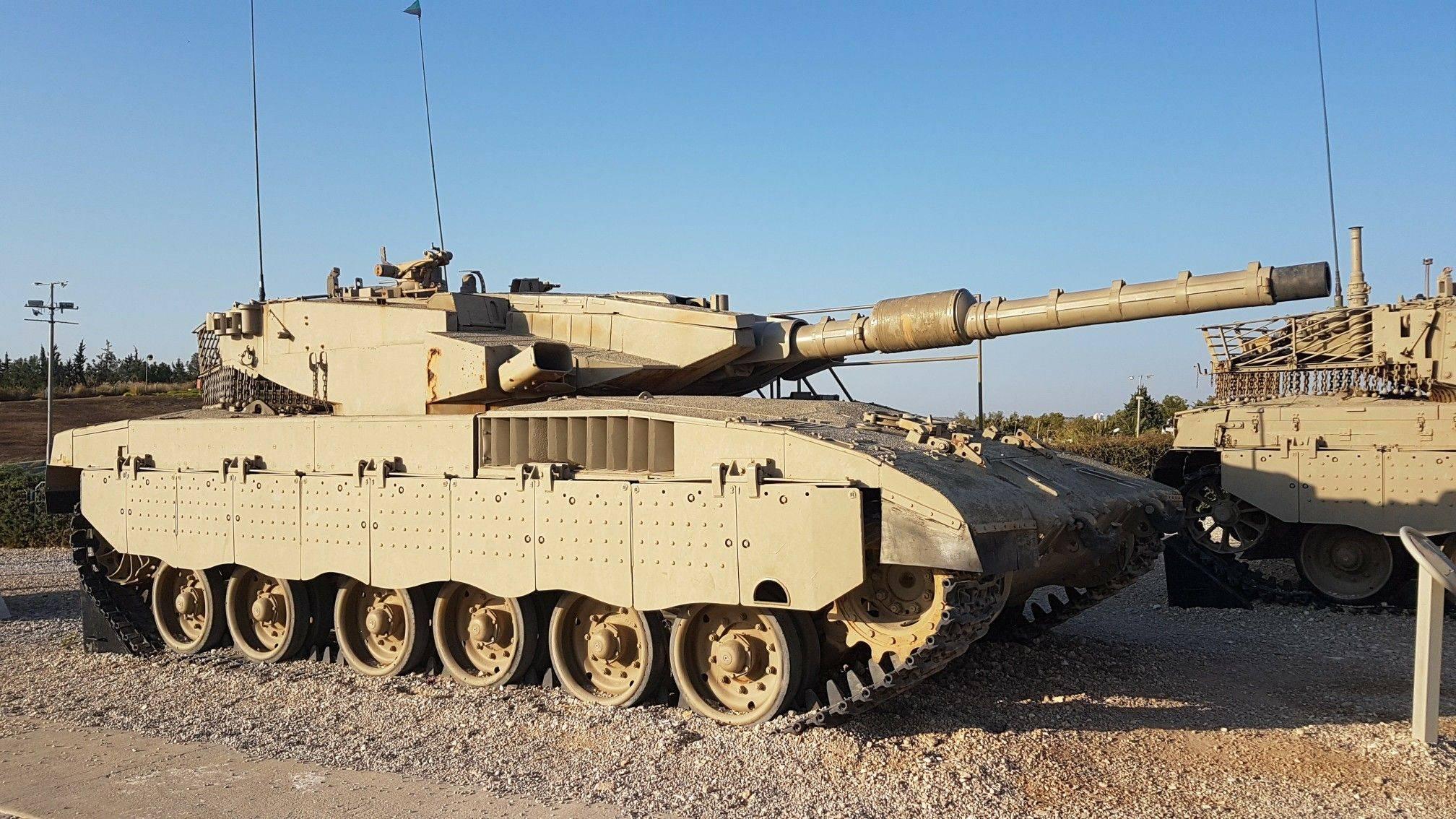 Основной танк израиля. танк «меркава» – революционная колесница бога. двигатель и трансмиссия