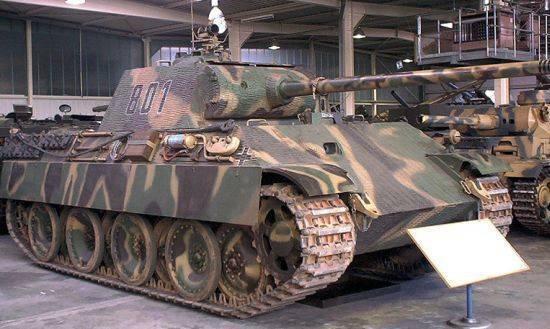 G.w. panther - обзор, гайд, вики, советы для для сау g.w. panther из игры мир танков на сайте wiki.wargaming.net