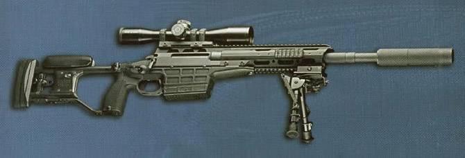 Снайперская винтовка sako trg-21 / trg-41, sako trg-22 / trg-42, sako trg 22 a1 / trg 42 a1
