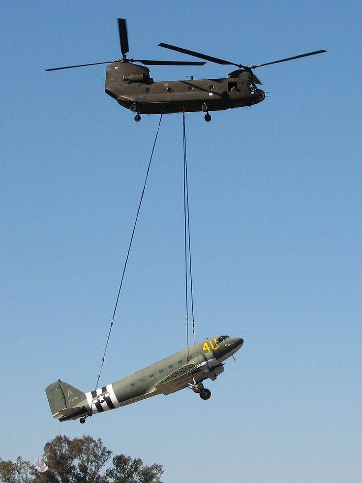 Боинг ch-47 чинук википедия