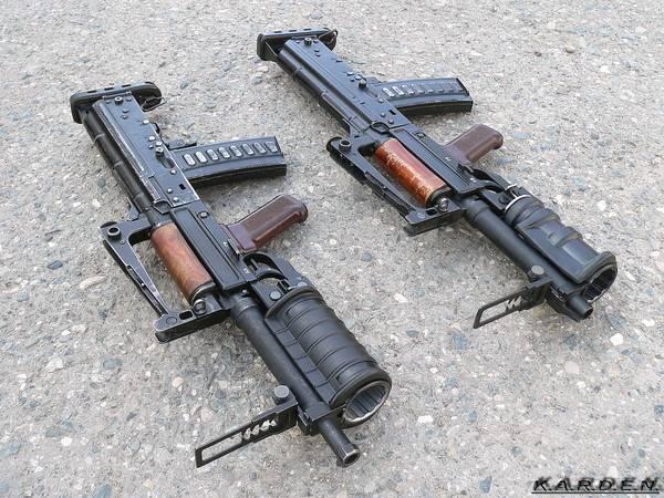 Штурмовая винтовка оц 14 гроза. автомат «гроза» – уникальный штурмовой комплекс или пустышка. страйкбол: небоевая модель