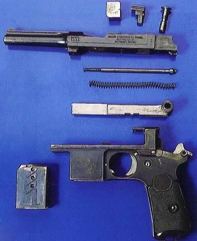 Nagant | энциклопедия вооружения