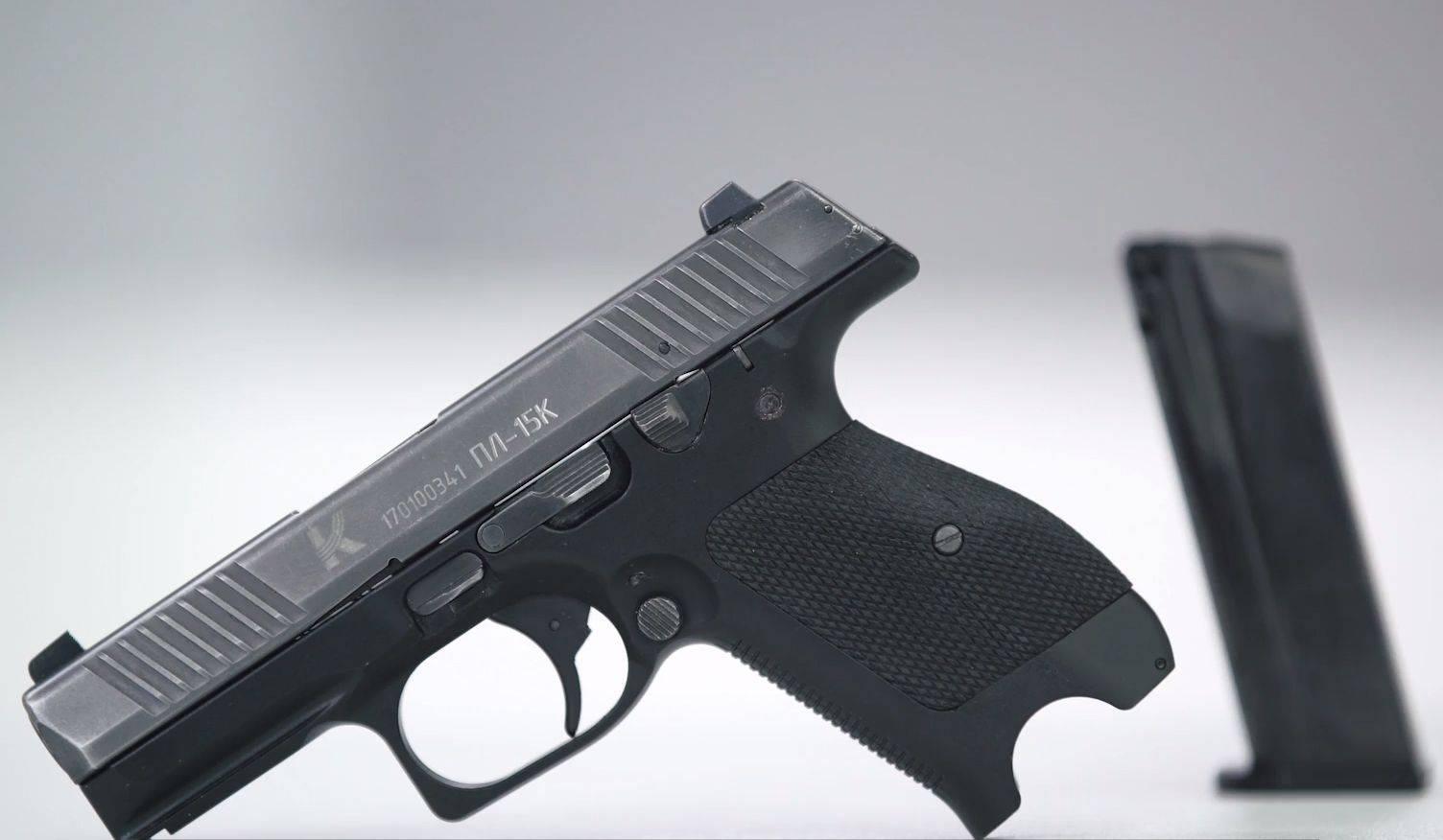 Пистолет лебедева — википедия переиздание // wiki 2