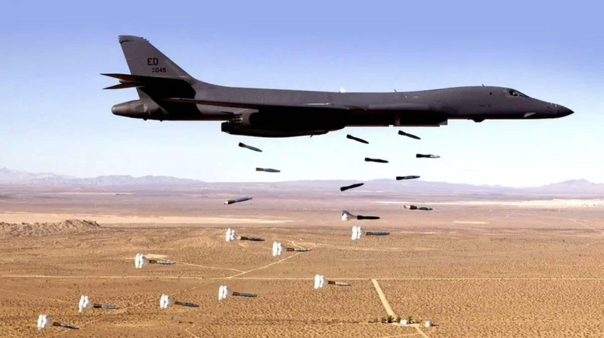 Бомбардировщик B-1B Lancer – задержавшийся на 10 лет