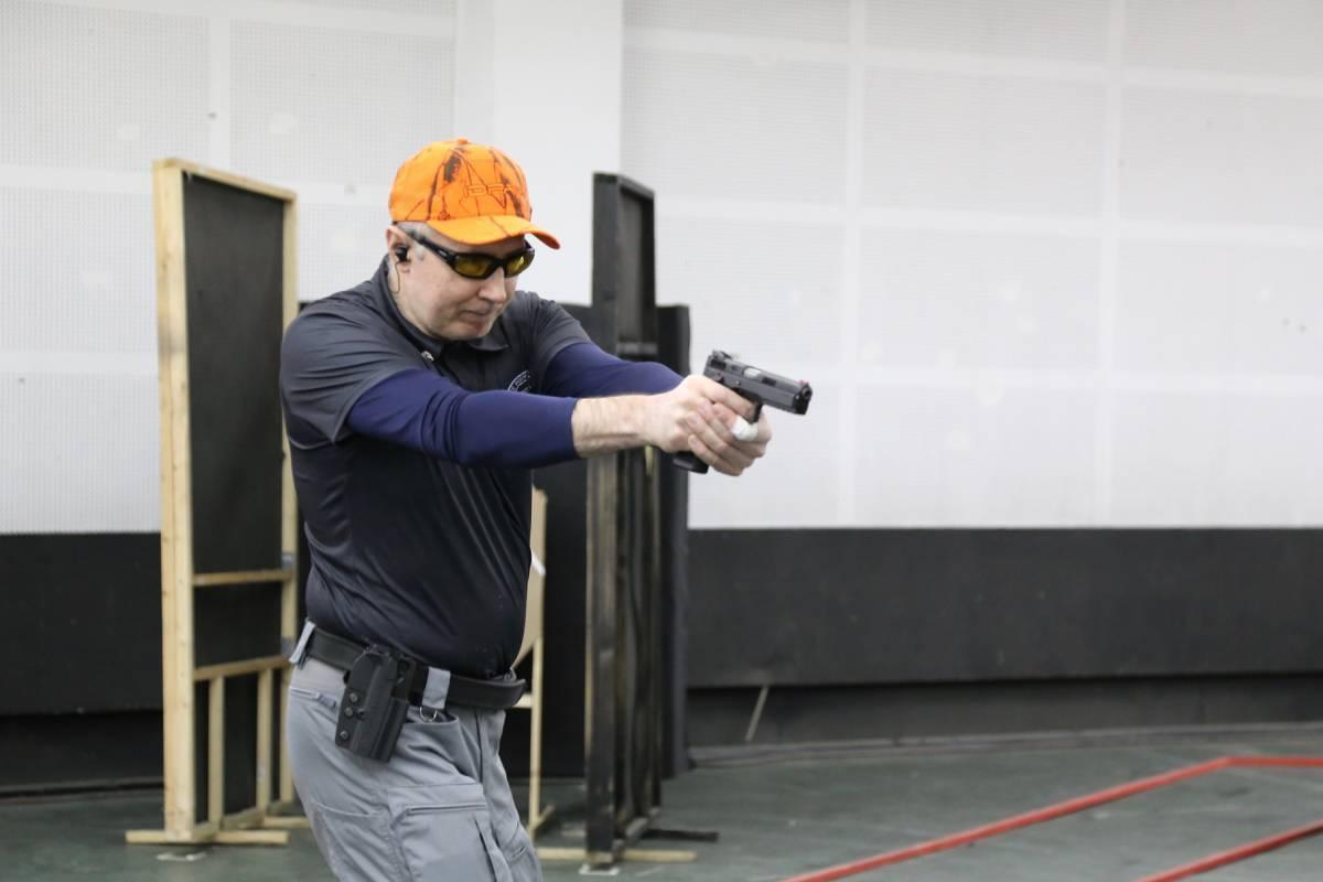 Первые тренировки с начинающими стрелками при стрельбе из пистолета(пособие тренеру)